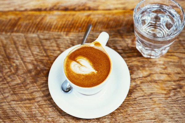 Ontvangst met koffie & Thee